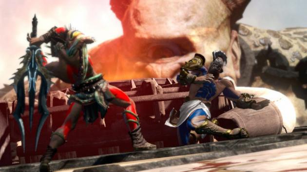 God of War: Ascension 4