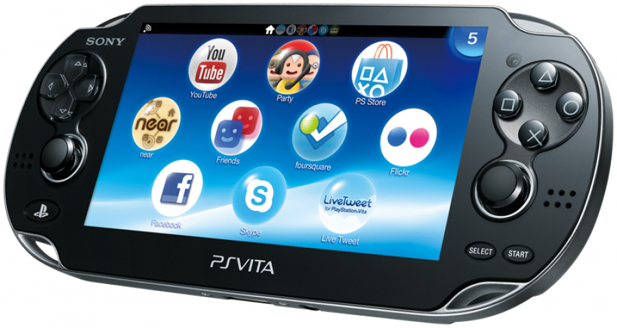 PlayStation Vita SAles