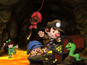 Spelunky Plunders PlayStation 3 and Vita This Summer