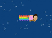 What If Uncharted Protagonist Nathan Drake Was Nyan Cat?