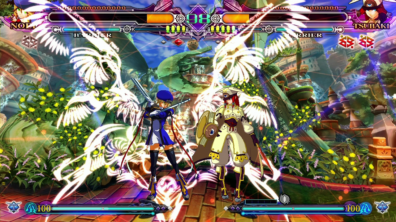 New Fighting Games For Ps4 : Blazblue producer planning new fighting game franchise for