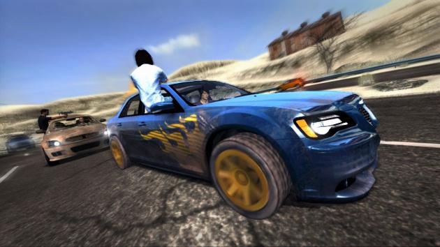 Fast & Furious: Showdown 1