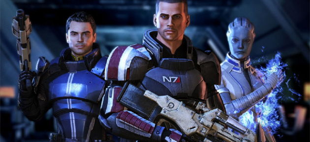 Mass Effect Squad