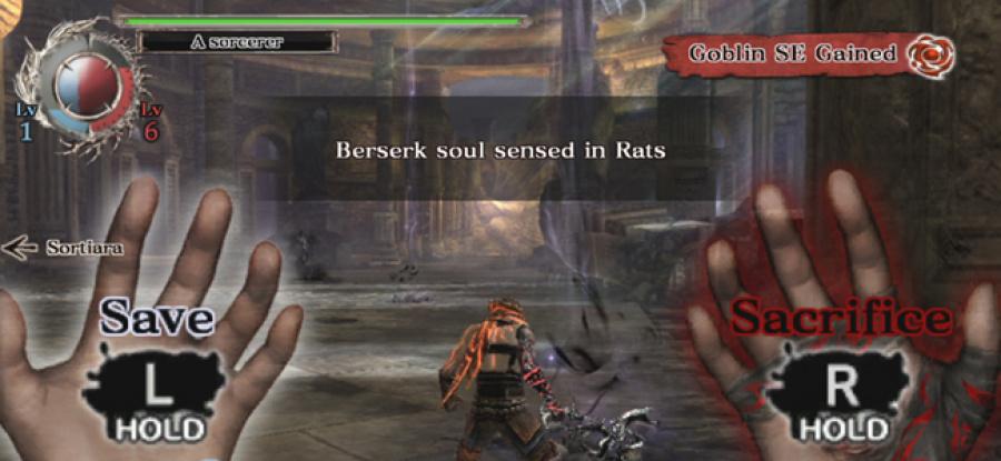 Soul Sacrifice 3