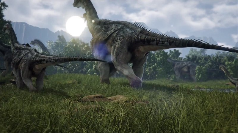 New Primal Carnage: Genesis Trailer Shows PS4 Has Plenty of Scale