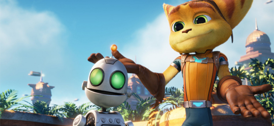 Ratchet & Clank Movie 4