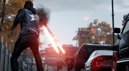 inFAMOUS: Second Son 3
