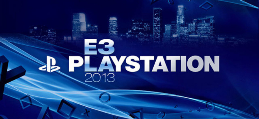 PlayStation E3 2013 1