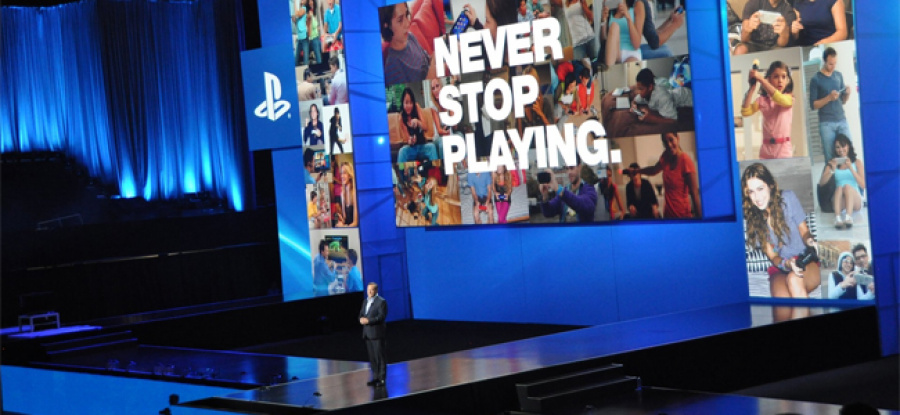 PlayStation E3 2013 2