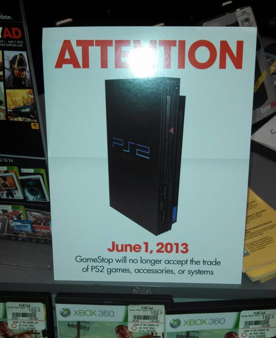 PlayStation 2 Poster