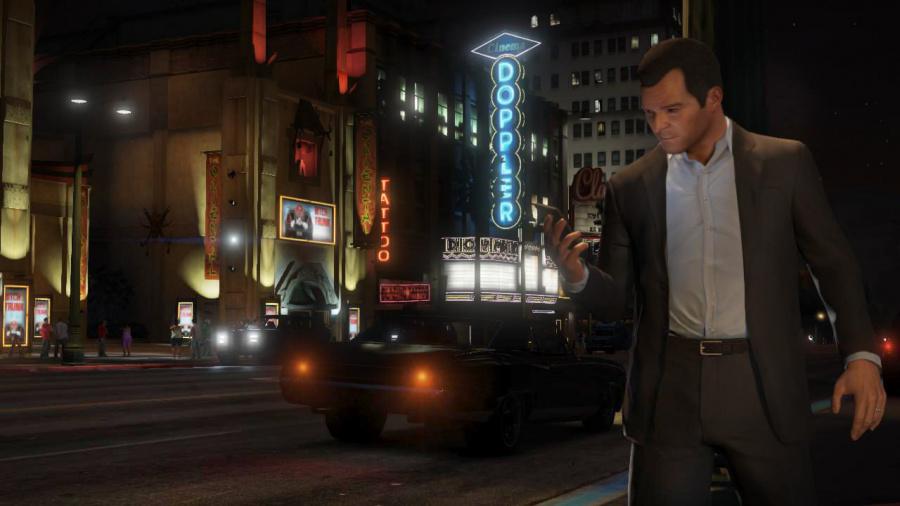 Grand Theft Auto V 3