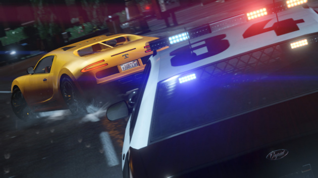 Grand Theft Auto V 4