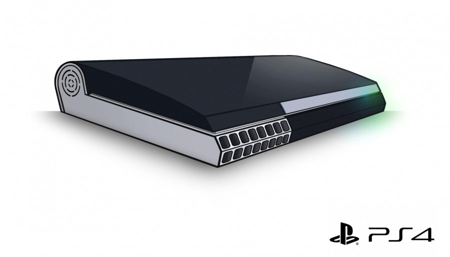 PlayStation 4 Concept