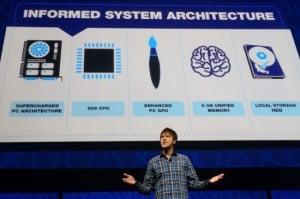 Mark Cerny talking technology