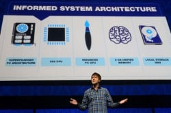Mark Cerny talking technology