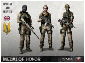 Incredibly, There Was a Medal of Honor Game in Development for Vita