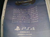 Newspaper Promotion Practically Confirms European PS4 Launch This Year