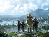 Square Enix Conjures First PS3 Footage of Final Fantasy XIV: A Realm Reborn