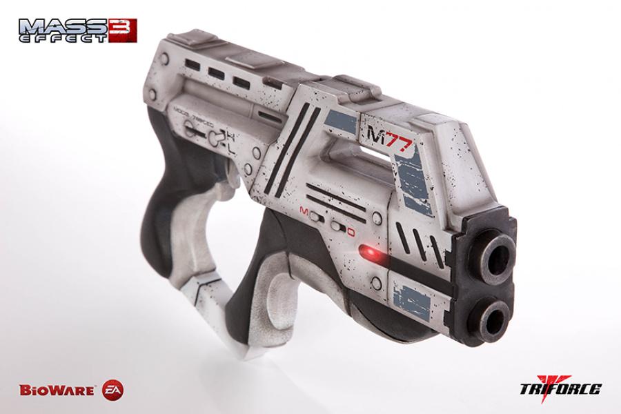 Mass Effect 3 Paladin Pistol