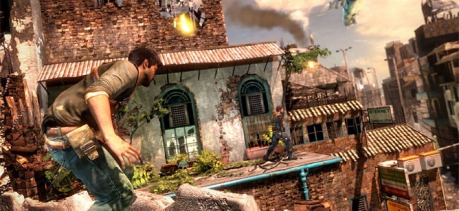 Uncharted 2: Among Thieves E3