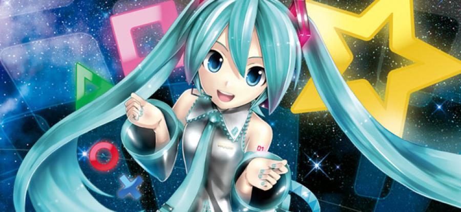 Hatsune Miku: Project Diva F 1