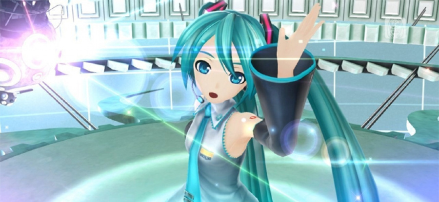 Hatsune Miku: Project Diva F 3
