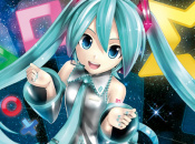 Dancing with Cat Ears in Hatsune Miku: Project Diva F