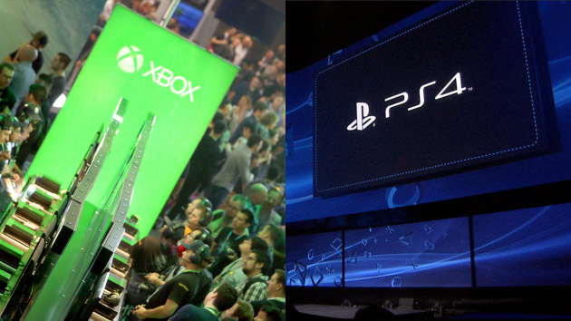 Xbox and PlayStation E3 2013