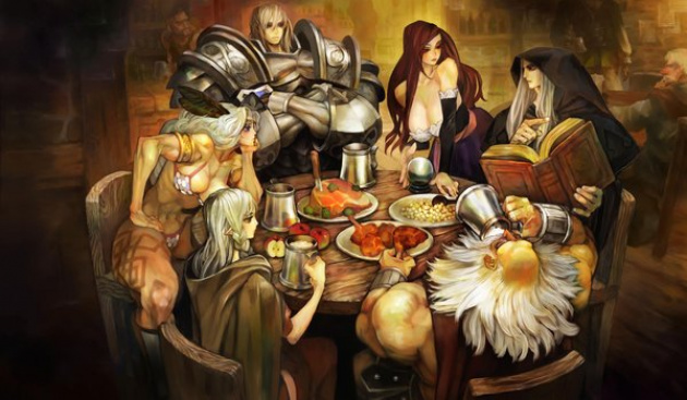 Dragon's Crown EU