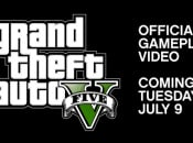 Grand Theft Auto 5 Gameplay Footage Dropping, Er, Tomorrow