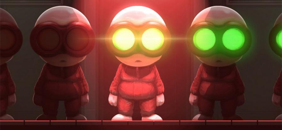 Stealth Inc: A Clone in the Dark 1