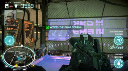 Killzone: Mercenary 1