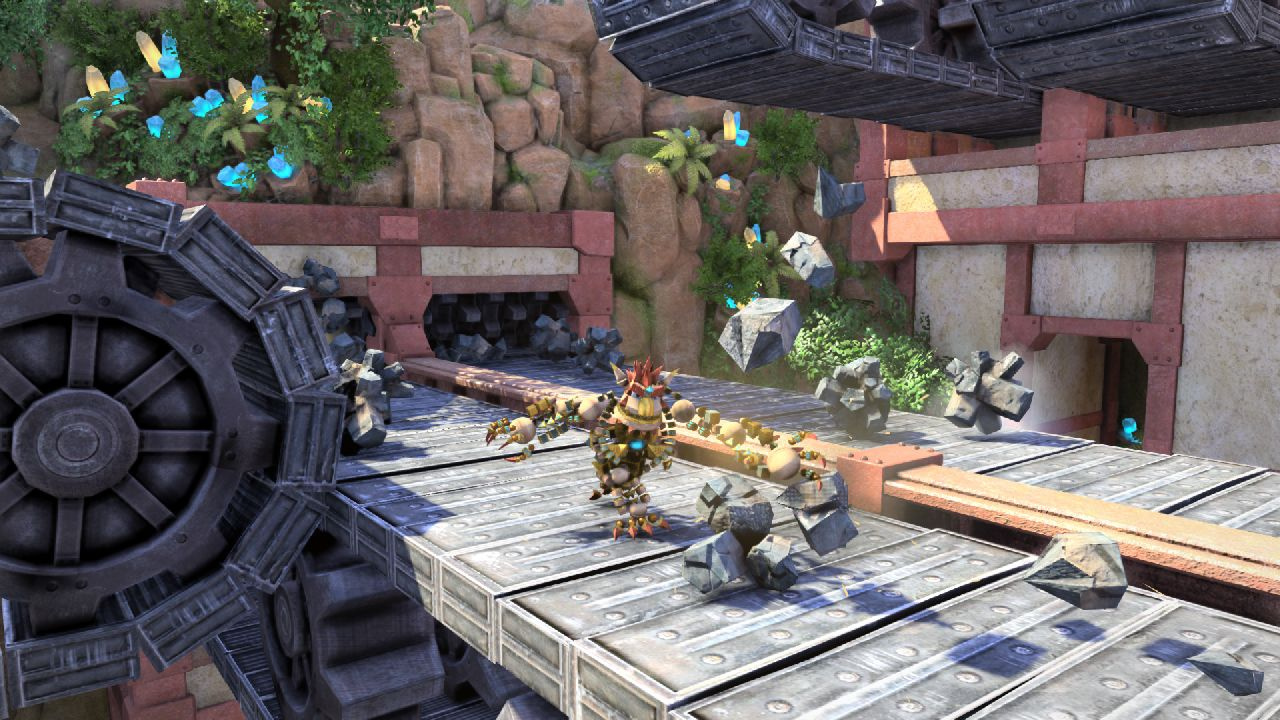 Opinion The Problem With Knack The Ps4 Title That S