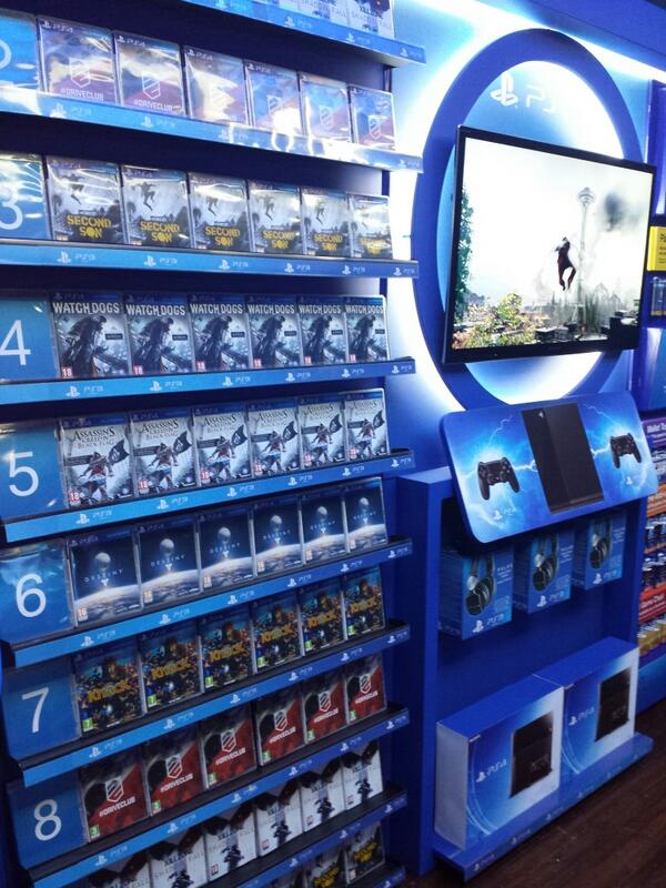 This Is What The PlayStation 4 Will Look Like In Shops