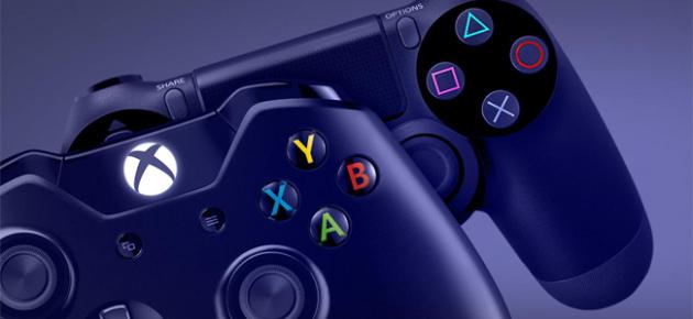 DualShock 4 vs. Xbox One Controller