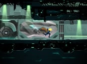 Velocity 2X Steps Out of the Ship on PS4 and Vita