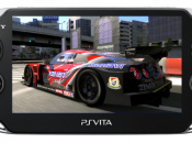 Gran Turismo 6 Tough to Put into Gear on PlayStation Vita