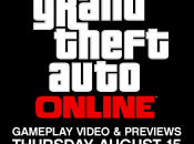 Grand Theft Auto Online to Debut on 15th August