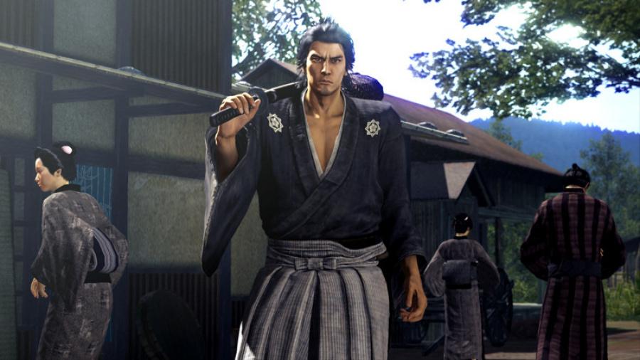 Yakuza Ishin 1