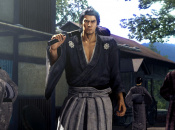 Yakuza Ishin Looks Like This on an Unspecified PlayStation Platform