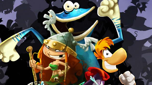 Rayman Legends 2