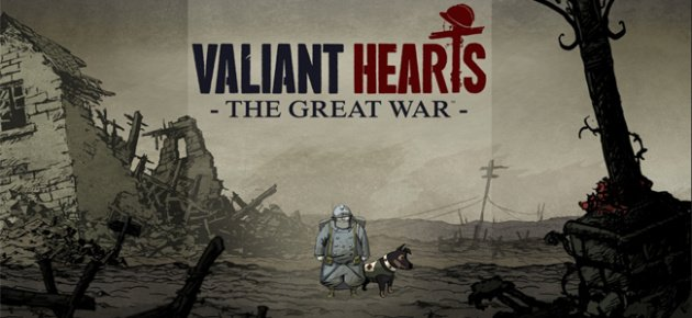 Valiant Hearts: The Great War 1