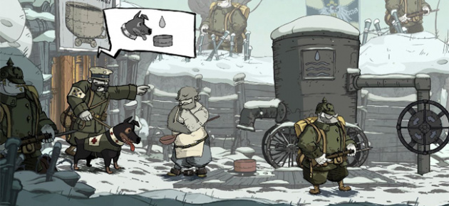 Valiant Hearts: The Great War 2
