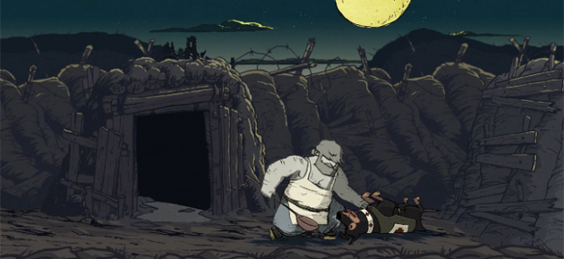 Valiant Hearts: The Great War 3