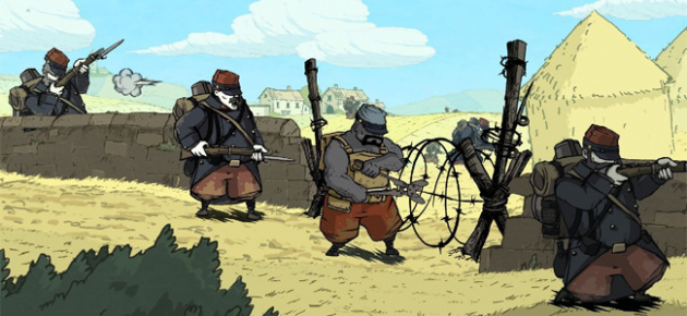 Valiant Hearts: The Great War 5
