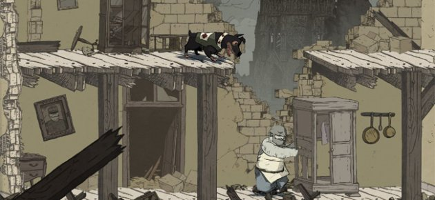 Valiant Hearts: The Great War 6