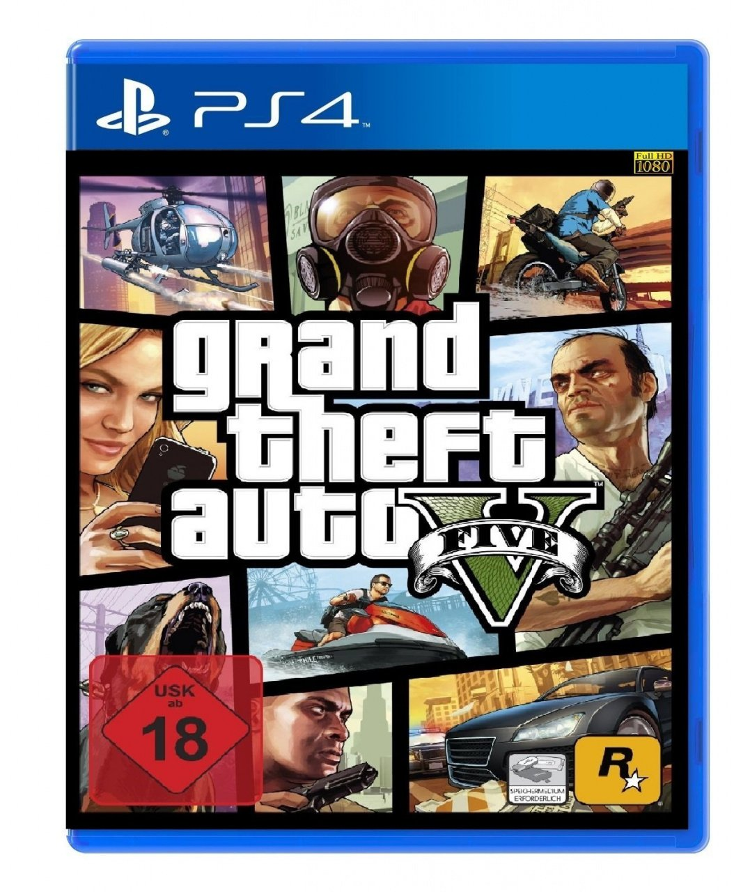 rumour grand theft auto v caught on ps4 push square. Black Bedroom Furniture Sets. Home Design Ideas