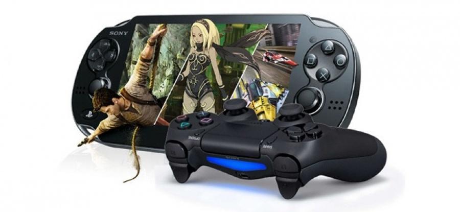 PlayStation 4 and Vita