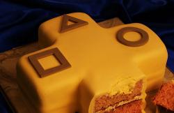 Mmm, cake