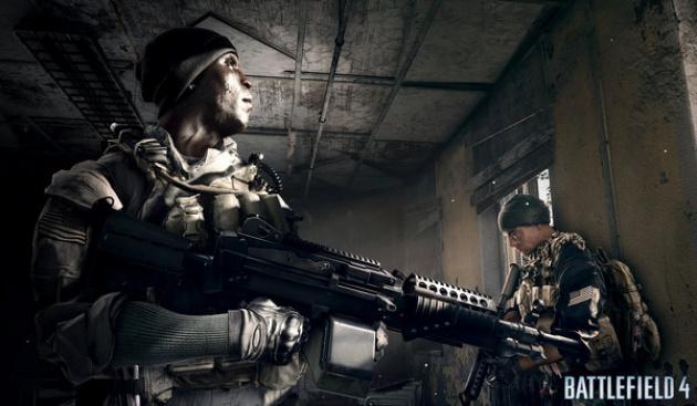 Battlefield 4 Story